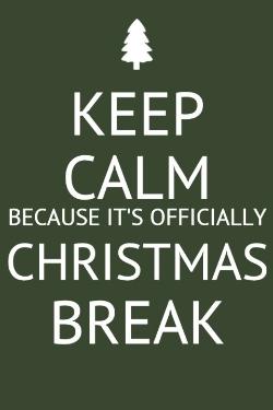 what christmas break when 12312016 - When Is Christmas Break
